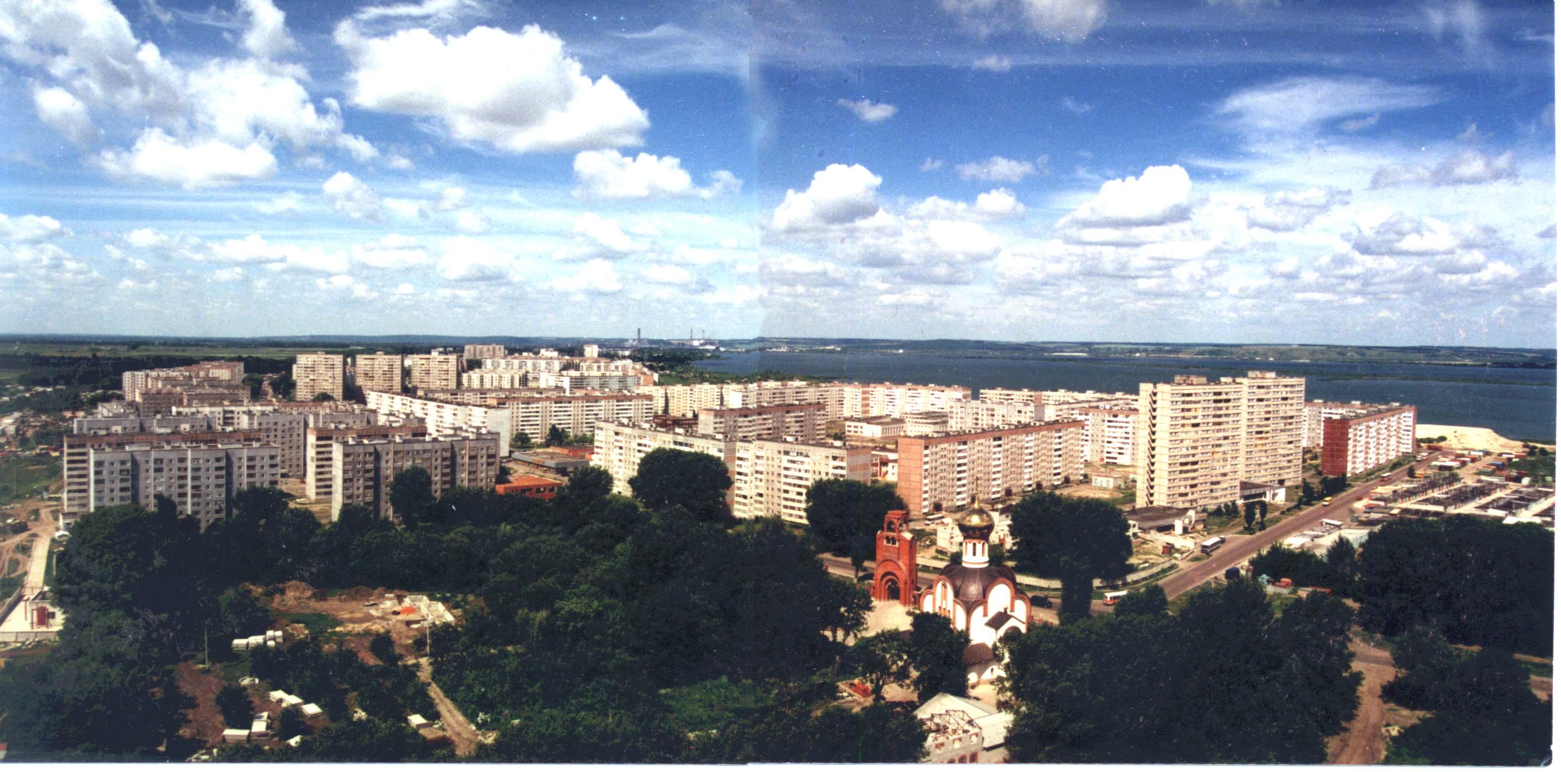 курчатов город курской области фото